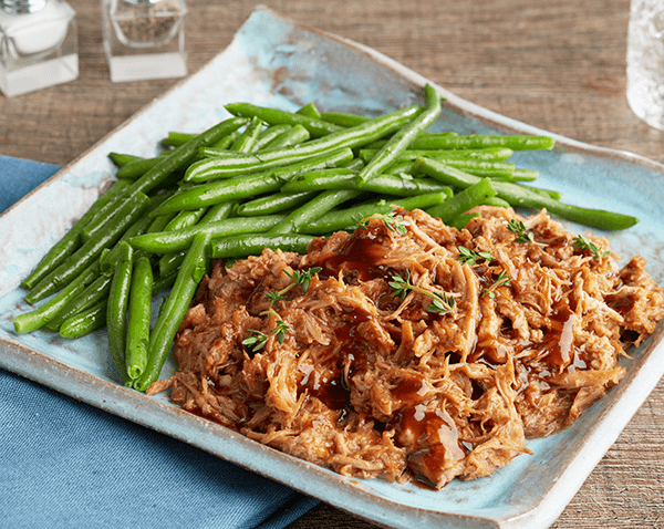 Top Chef Meals Paleo BBQ Pulled Pork