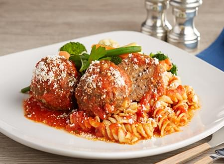 Top Chef Meals Meatballs with Marinara Sauce