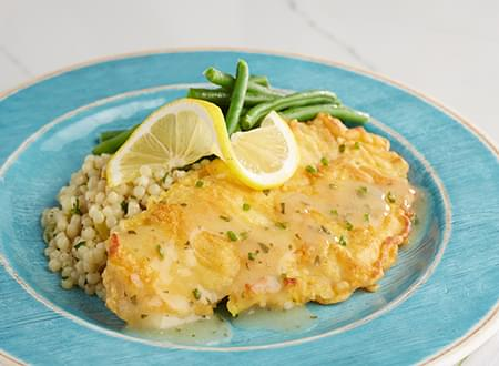 Top Chef Meals Flounder Francaise