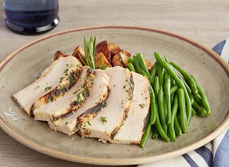 Top Chef Meals Low Carb Herb Grilled Chicken Freshly Cooked, food delivery