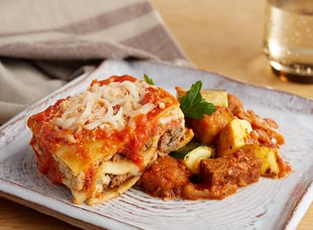 Top Chef Meals Italian Classic Meat Lasagna