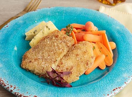 Top Chef Meals Pecan Crusted Tilapia