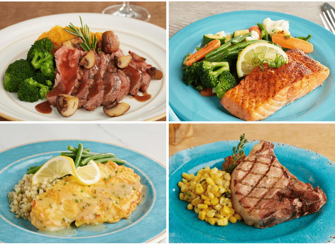 Senior Meals Page Images