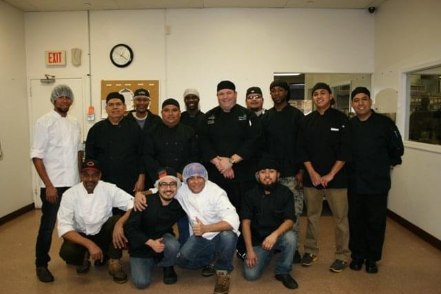 Our cooking Team