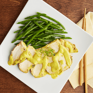 Curry Paleo Chicken (P)