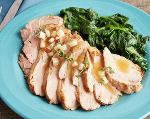 Keto: Pork Tenderloin