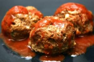 Italian Paleo Meatballs (P)