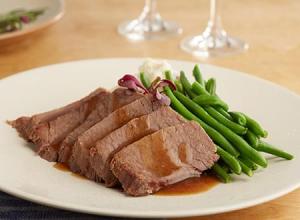 KETO: Roasted Brisket of Beef