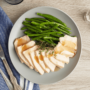 Roasted Turkey Breast (P)