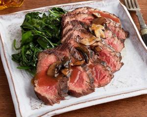 Keto: Sliced Flank Steak