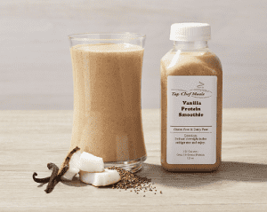 Vanilla Protein Smoothie