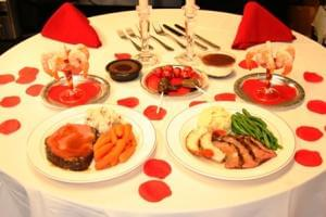 Complete Romantic Meal Package