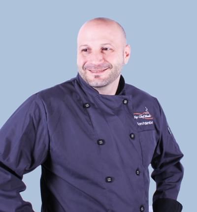 Tomas Palumbo, Executive Chef