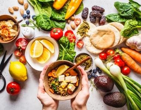 Top Chef Meals Delivered Meal Package for Vegetarians