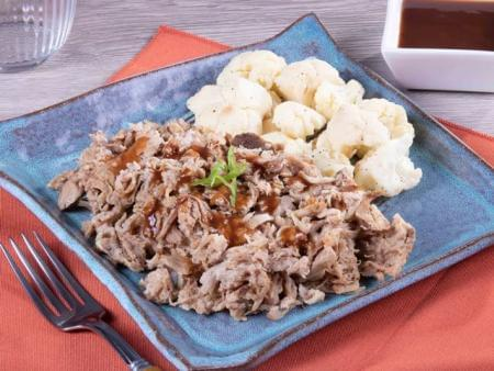 Best Chef Prepared Keto Pulled Pork for ketosis meal plan